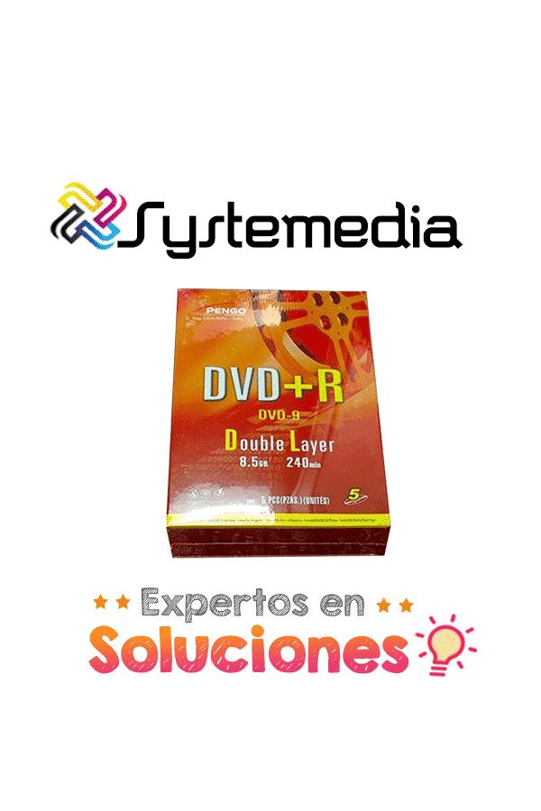 DVD+R Pengo Unidad en guatemala