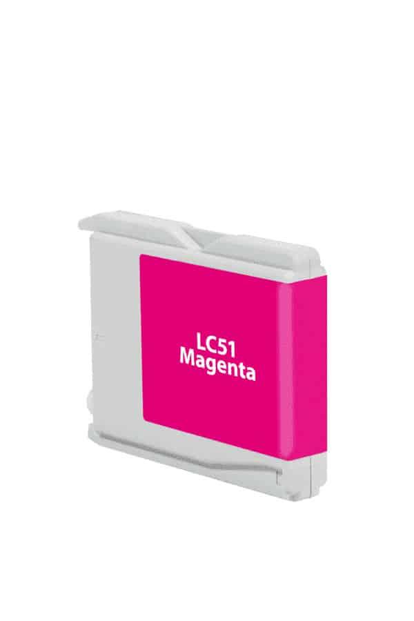 LC51M Tinta Brother LC-51 color magenta venta tinta lc51 magenta guatemala
