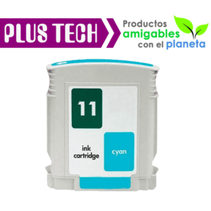 C4836A Tinta HP 11 color Cyan Celeste