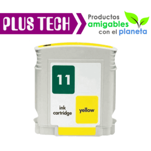 C4838A Tinta HP 11 color Amarillo Yellow
