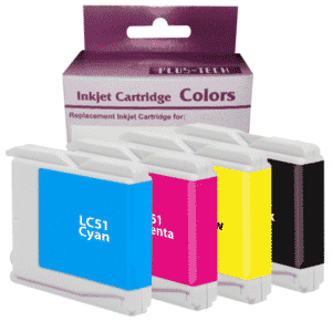 Tinta Brother LC-51