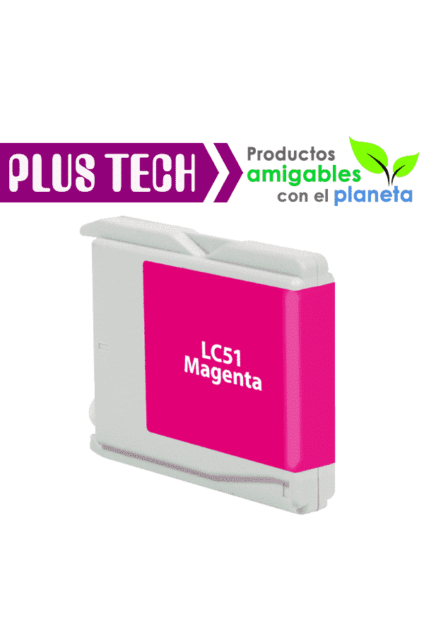 LC51M Tinta Brother LC-51 color magenta