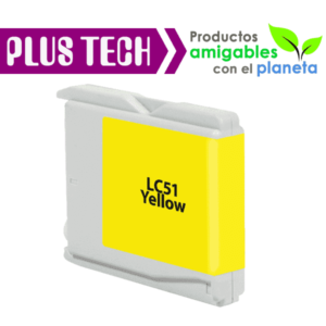 LC51Y Tinta Brother LC-51 color amarillo