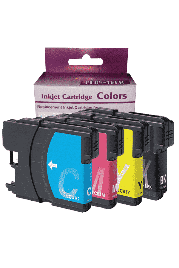 tinta brother lc-61