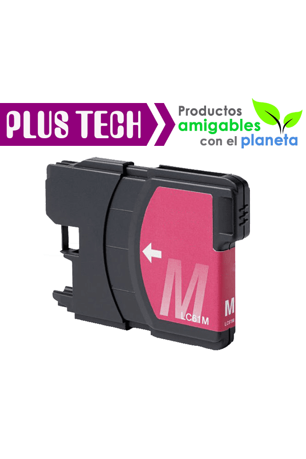 LC61M Tinta Brother LC-61 color magenta