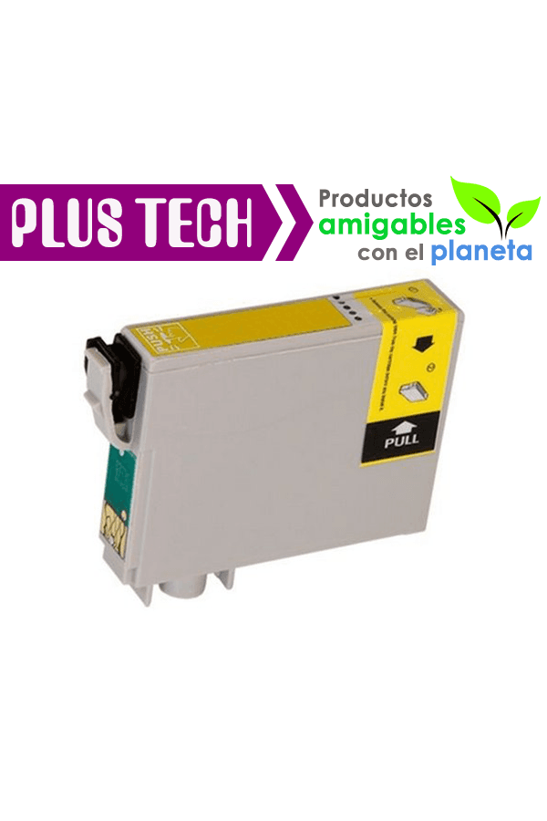 T0734 Tinta Epson T073 Color Amarillo T073420