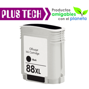 C9385A Tinta HP 88XL color negro