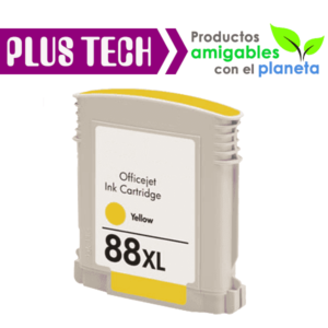 C9388A Tinta HP 88XL color amarillo