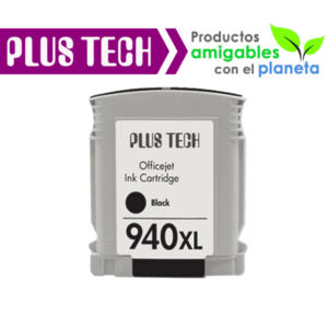 C4906A Tinta HP 940XL color Negro - Black