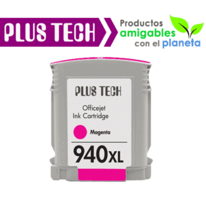 C4908A Tinta HP 940XL color Magenta