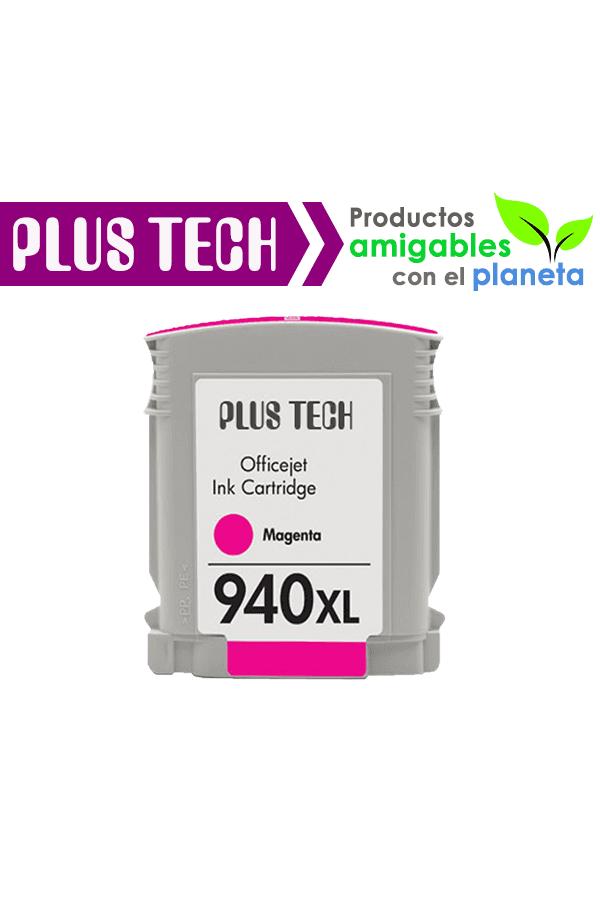 C4908A Tinta HP 940XL color Magenta