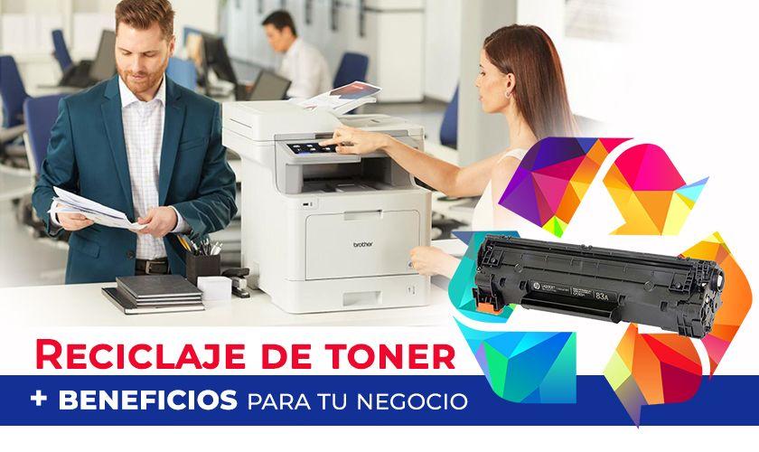 Reciclaje de toner en guatemala - soluciones de impresion para negocios