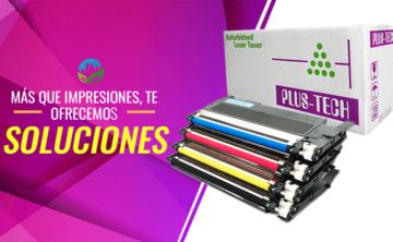 Cartucho Toner PlusTech