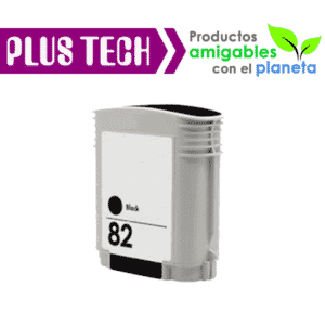 CH565A Tinta Hp 82 Color Negro – Black