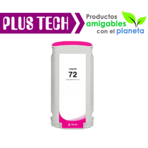 C9372a Tinta Hp 72 Color Magenta – Rojo