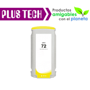 C9373a Tinta Hp 72 Color Amarillo – Yellow