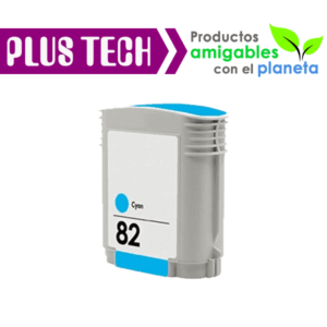 C4911A Tinta HP 82 Color Celeste – Cyan