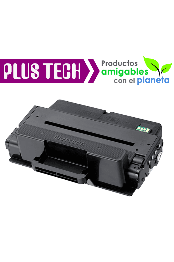 205L Toner Para Impresora Samsung ML3712 Modelo MLT-D205L