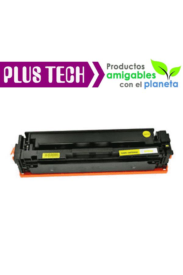 202A Yellow Toner Para Impresora HP Color LaserJet M254 CF502A