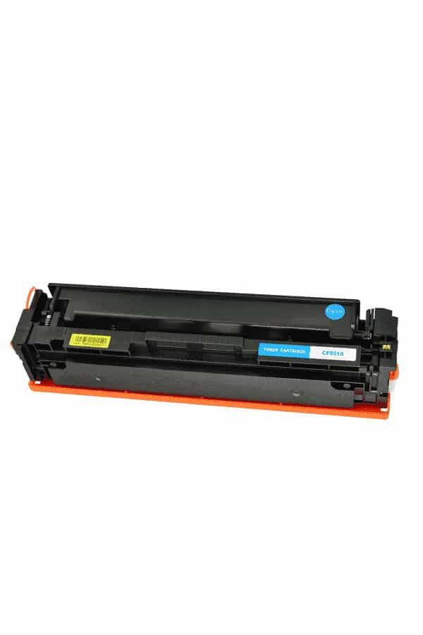 202A Cyan Toner de Impresora HP Color LaserJet M254 CF501A venta toner hp 202a cian guatemala