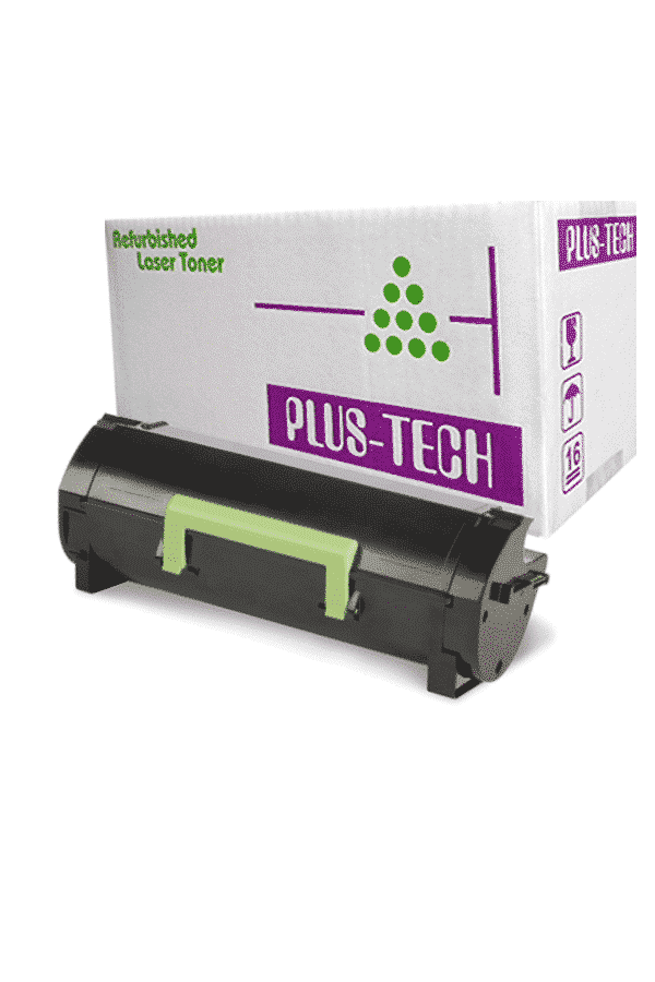 50F4U00 Toner Para Impresora Lexmark MS610 MS510 Lo mejor en toner PlusTech, Alta Calidad Plus Tech Consumibles Plus-Tech Cartuchos toner guatemala