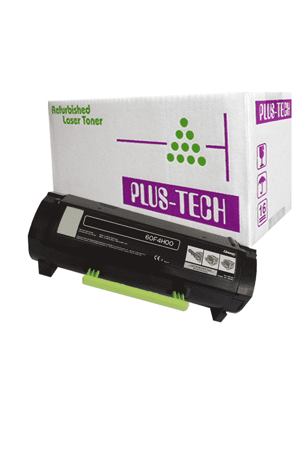60F4H00 Toner para Impresora Lexmark MX610 MX310 Lo mejor en toner PlusTech, Alta Calidad Plus Tech Consumibles Plus-Tech Cartuchos toner guatemala