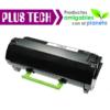 50F4X00 Toner para Impresora Lexmark MS510 MS410 MS610