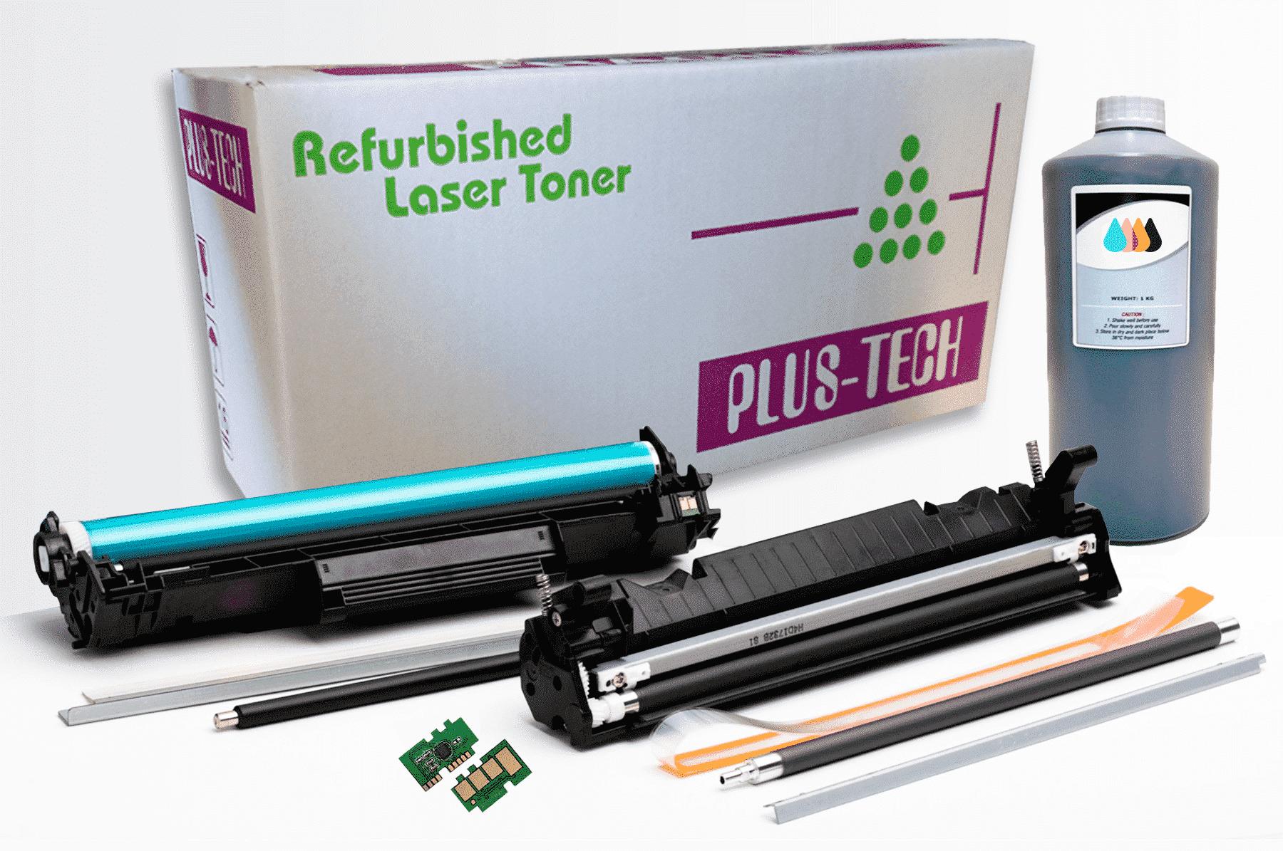 toner plus-tech toner renovado toner compatible una alternativa al toner original guatemala