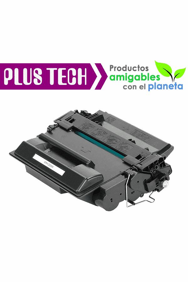55X Toner de impresora HP LaserJet Pro P3015 Modelo CE255X