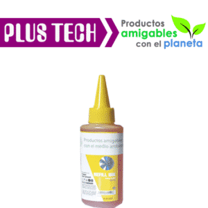 Recarga de Tinta BT-5000Y Amarillo para Brother DCP-T300 70ml