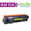 204A Yellow Toner de Impresora HP Color LaserJet M180 CF512A en guatemala