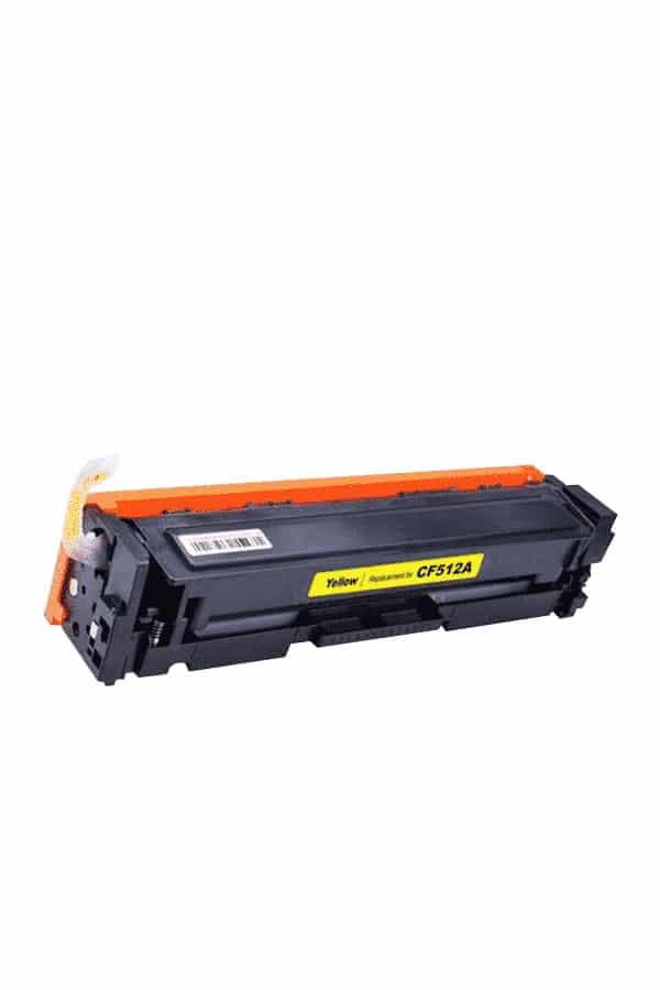 204A Yellow Toner de Impresora HP Color LaserJet M180 CF512A venta toner hp 204a amarillo guatemala