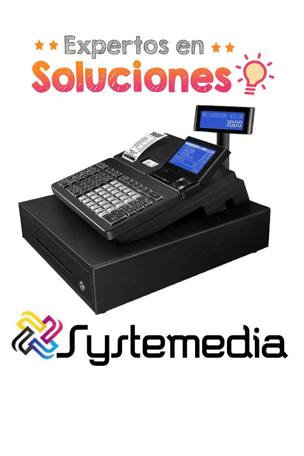Venta de Caja Registradora Casio SRS920 en Guatemala