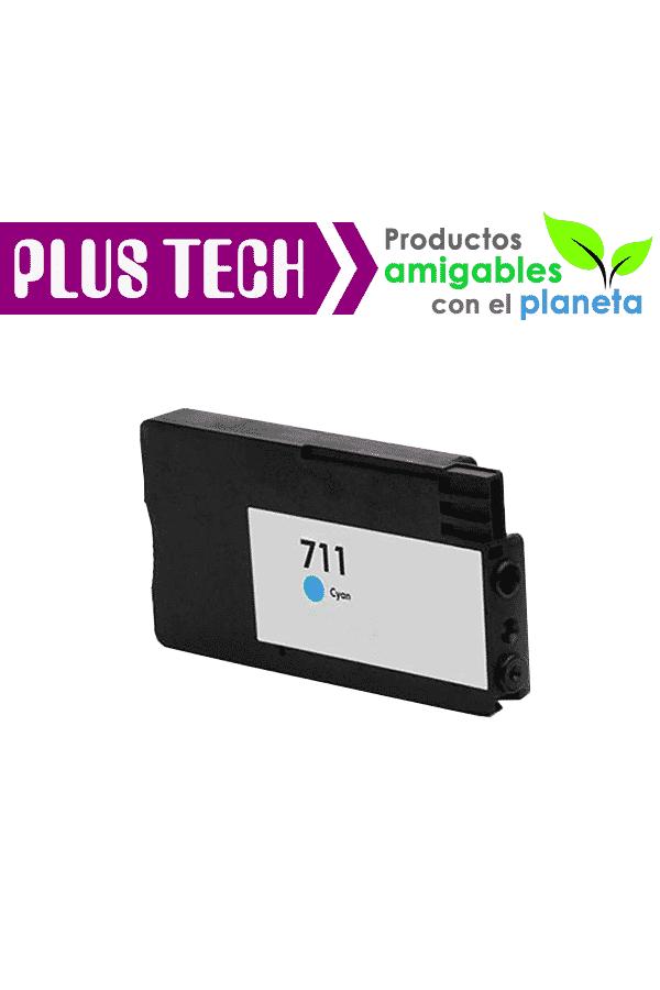 CZ130A Tinta HP 711 Cyan para HP DesingJet T520 en guatemala