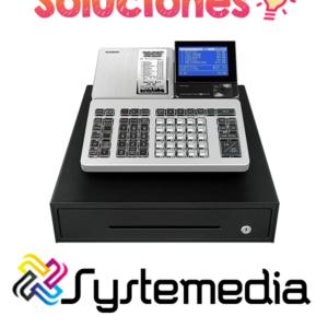Venta de Caja Registradora Casio PCRT560 en Guatemala